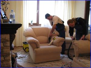 комплексная чистка мебели дома и в офисе