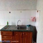 грязная мойка на кухне