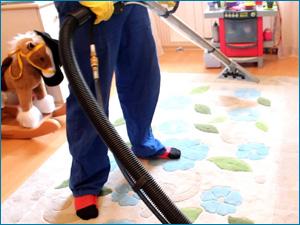 химчистка детского коврика в детской комнате