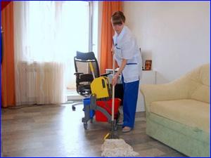 уборка квартиры клининг