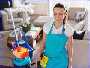 Уборка квартиры специалистами клининговой компании