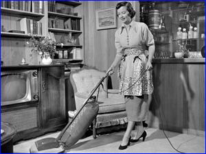 Как делали уборку в квартире времена ссср