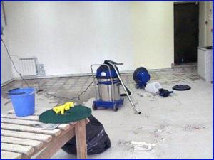 Качественные услуги уборки квартиры после ремонта