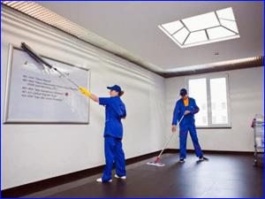 Уборка и чистка офисов и офисного помещения клининговой компанией